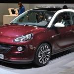 Diamal / Opel 2015 : La nouvelle Adam est dévoilée