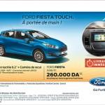 Ford Algérie 2015 : Des Remises sur la gamme Fiesta