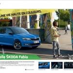 Salon d'Alger 2015 : la Nouvelle ŠKODA Fabia à partir de 1 449 000 DA TTC