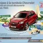 Chevrolet Algérie: Un circuit découverte au bord d'un Trax