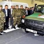 Automobile Algérie: La livraison des premier Mercedes Benz