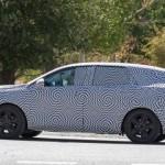 La nouvelle 3008 de Peugeot se dévoile en camouflage