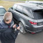 Land Rover: Un SUV avec une télécommande en 2016!