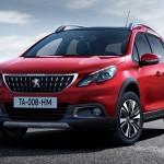 Peugeot: La nouvelle 2008 facelift se montre