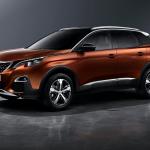 Mondial Automobile - Paris 2016 : La 3008 de Peugeot, la voiture de l'année !
